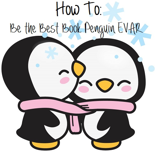 HT Be a Book Penguin