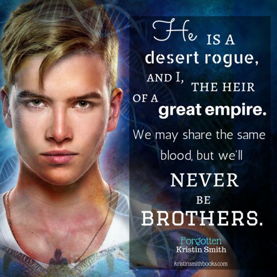 He is a desert rogue