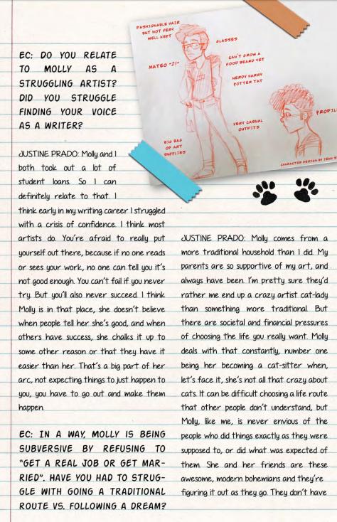 Meet Justine Prado page 2