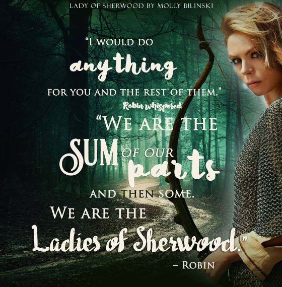 Lady of Sherwood Teaser 1