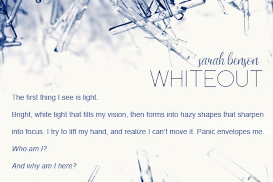 Whiteout teaser