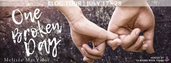 One Broken day tour banner