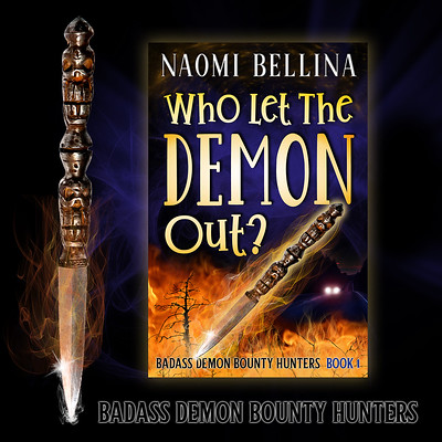 Who Let the Demon Out? graphic